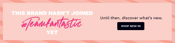 This brand hasn't joined #TEAMFANTASTIC yet. Until then, discover what's new.