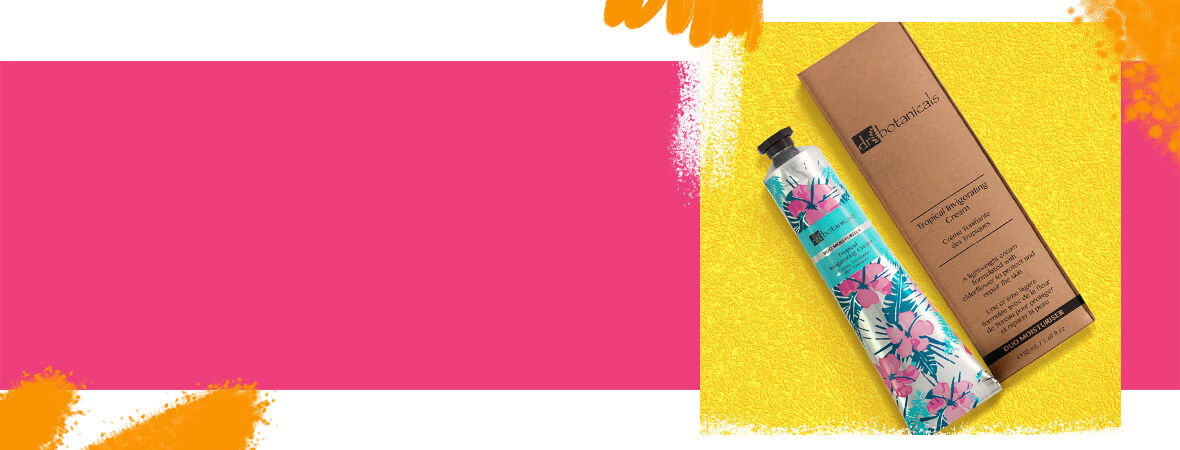 d9967a46 Searching for summer essentials? Save 15% off a selection of beauty, from  cosmetics to haircare. Plus, get a FREE Dr Botanicals Invigorating Cream  when you ...