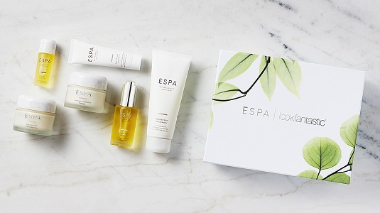 What's inside the lookfantastic x ESPA Beauty Box?