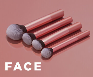 Real Techniques Base Brushes & Sponges