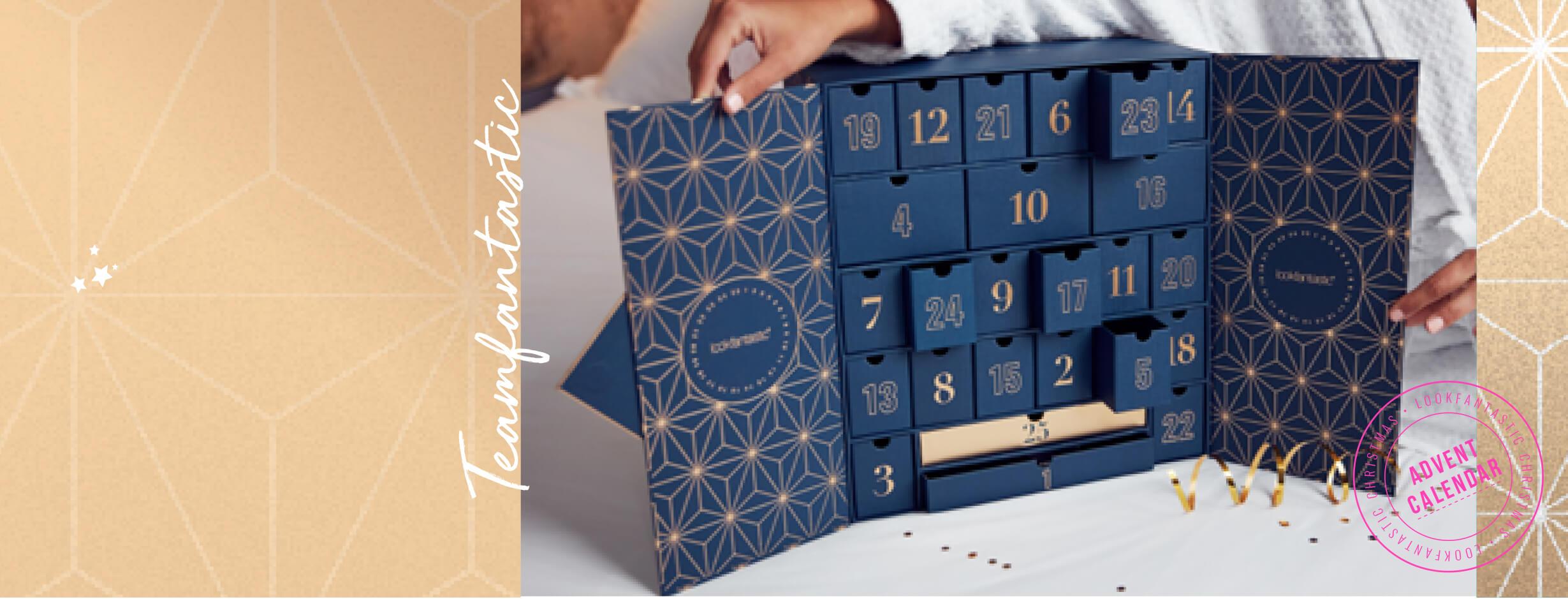 Calendario Dellavvento Beauty 2020.Lookfantastic Advent Calendar 2019 Worth Over 420 Free