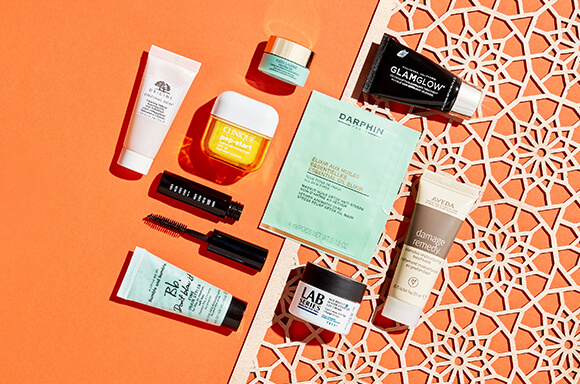 Your Beauty Discovery Sampler