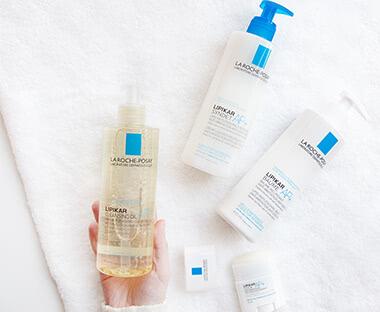 La Roche-Posay Skincare for Dry Skin