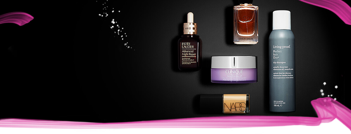 Missed Cyber Weekend? Don't worry. Shop <b>20% off</b> your party season beauty essentials. Use Code: LF20