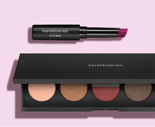 bareMinerals Eye and Lip Makeup