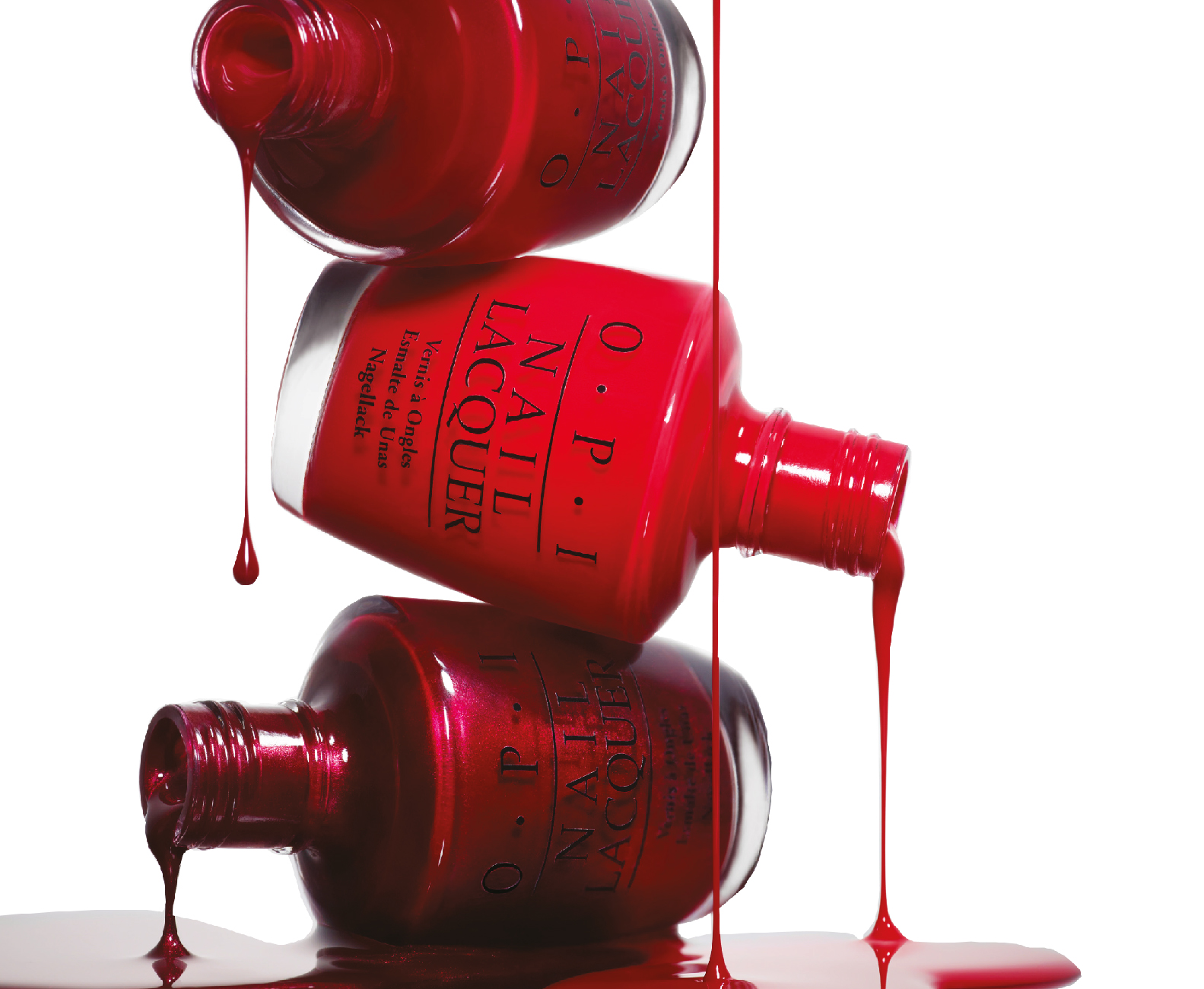 Red Mood Opi Nail Polish Lookfantastic