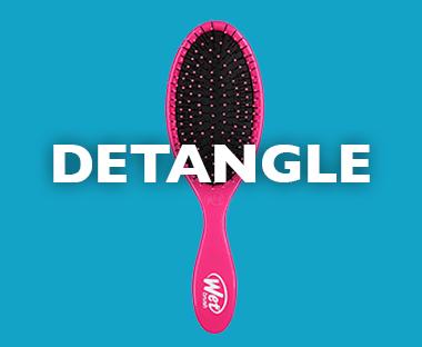 WetBrush de-tangling brushes