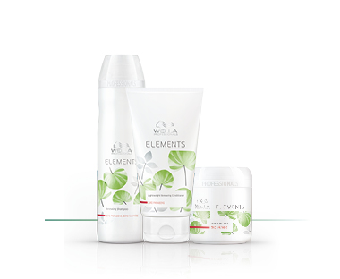 Wella Elements Range