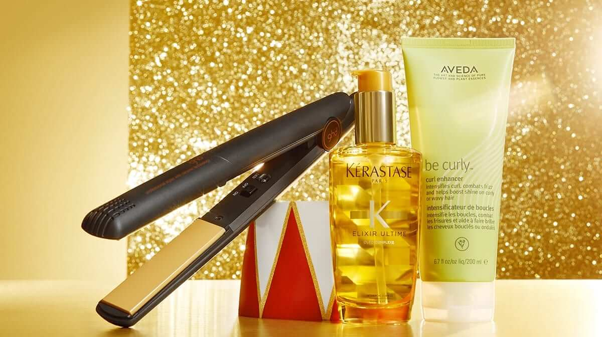 Which are the best hair gift sets this Christmas?