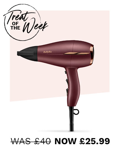 Treat of the Week: Babyliss