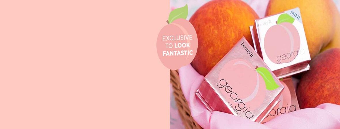 Benefit Georgia Peach Blush