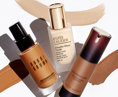 TOP 10: DEWY FOUNDATIONS