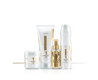 Wella Oil Reflections Range