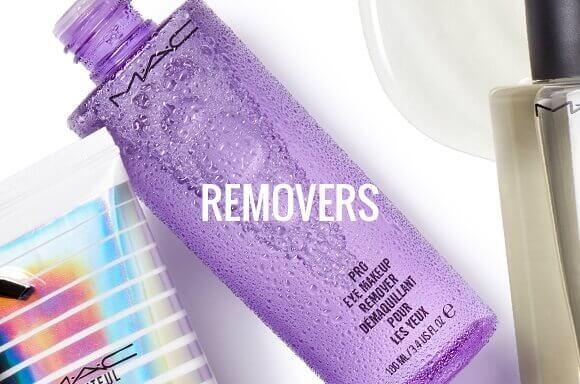 MAC Makeup Removers