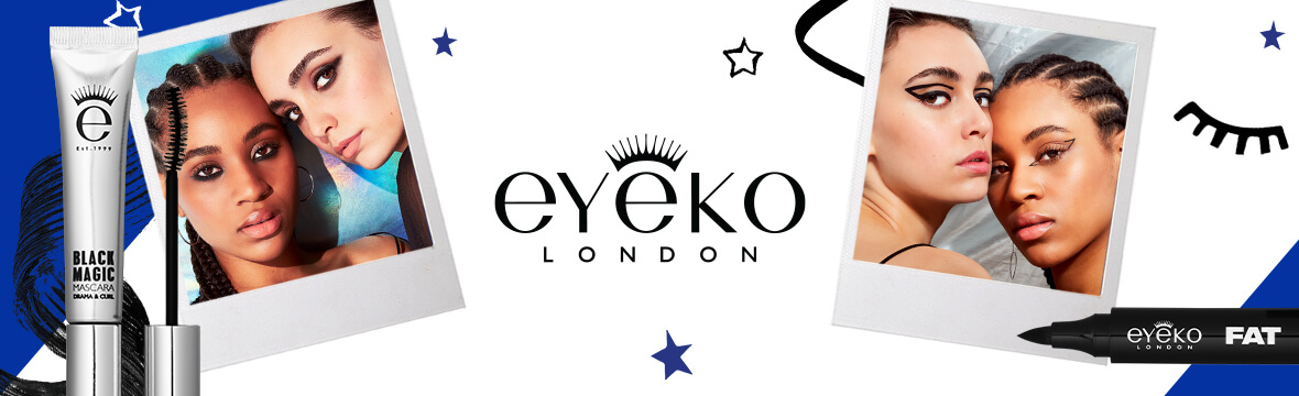Eyeko home page banner
