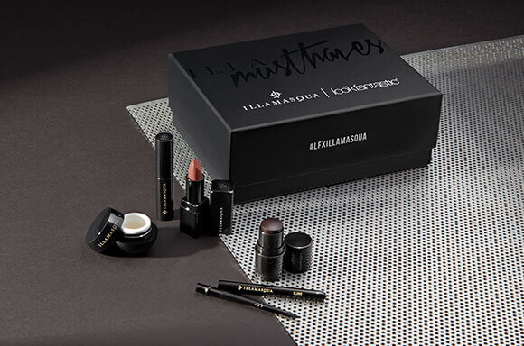 lookfantastic X Illamasqua Limited Edition Beauty Box