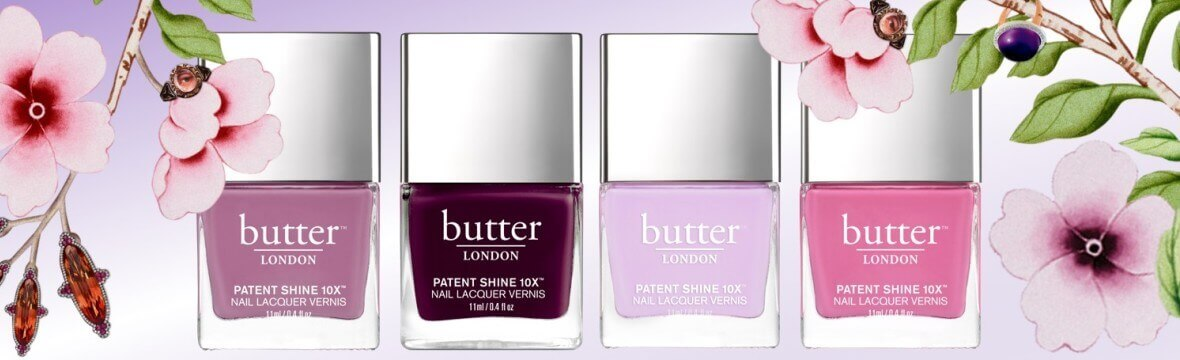 9ab41e5c16 Butter LONDON | Nail Polish | Nail Lacquer - Lookfantastic