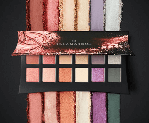 Create colour intensive looks to express your individuality with the new Movement Artistry Eyeshadow Palette from Illamasqua.