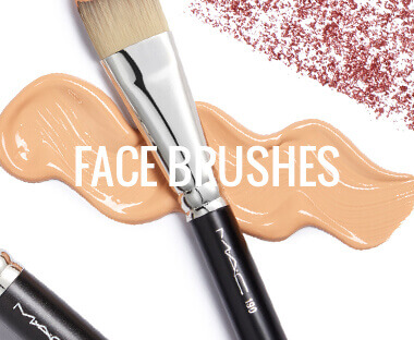 MAC Face Brushes