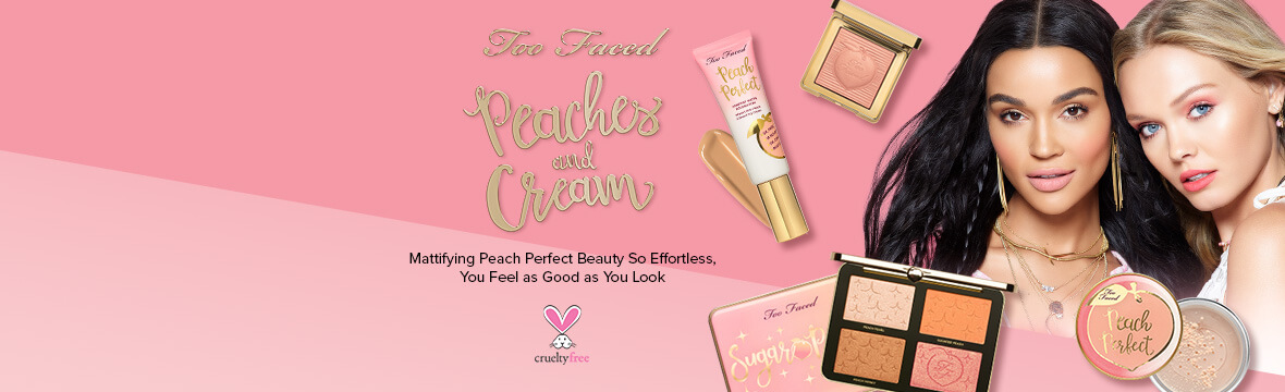 View all Too Faced