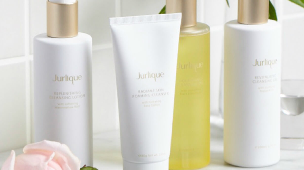 Discover the best facial cleansers for your skin with Jurlique