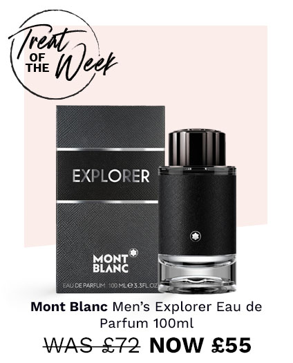 Treat of the week: Montblanc