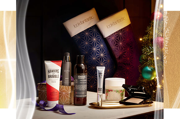 CHRISTMAS AT lookfantastic