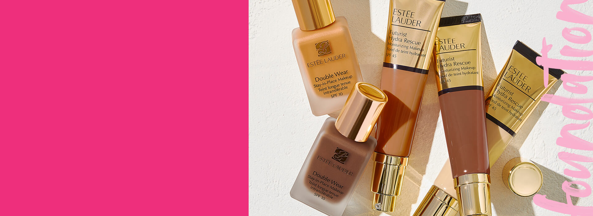 Estée Lauder should be your first point of call in luxury beauty products this summer. shop now