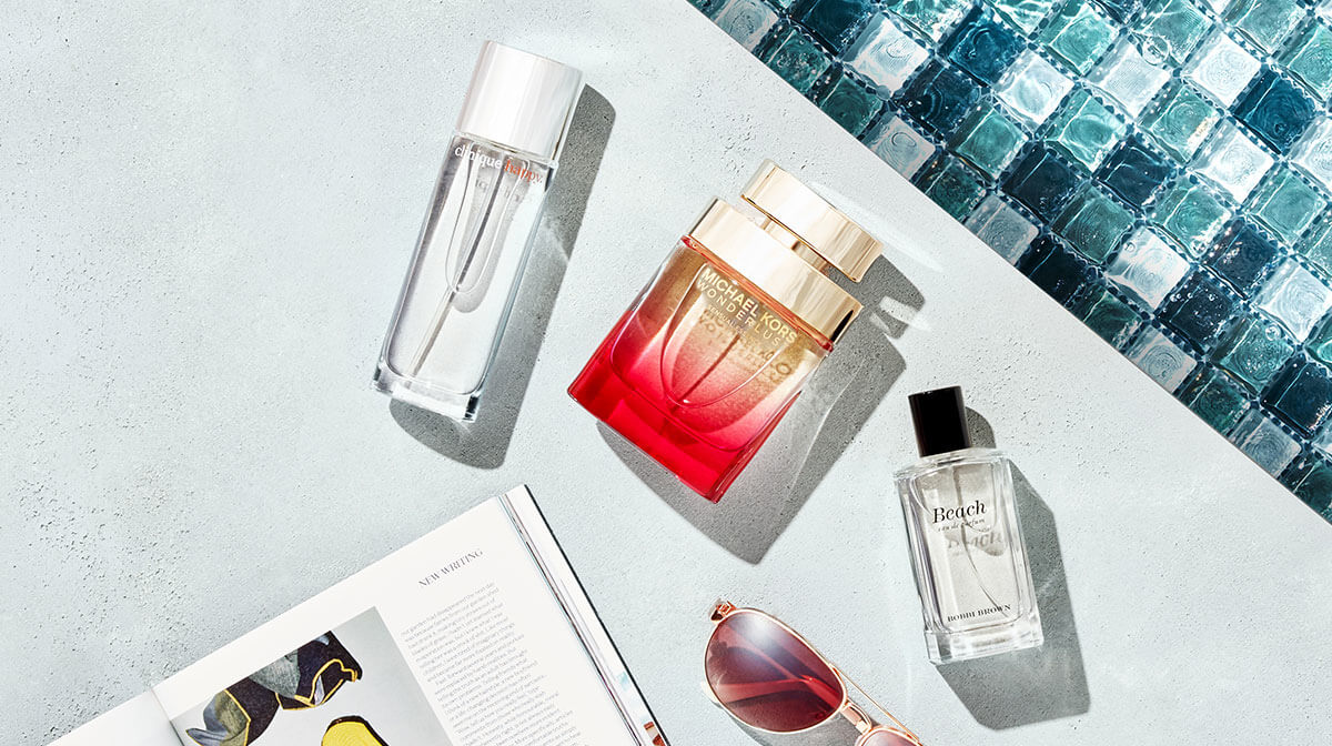 5 of the best fragrances to take on holiday