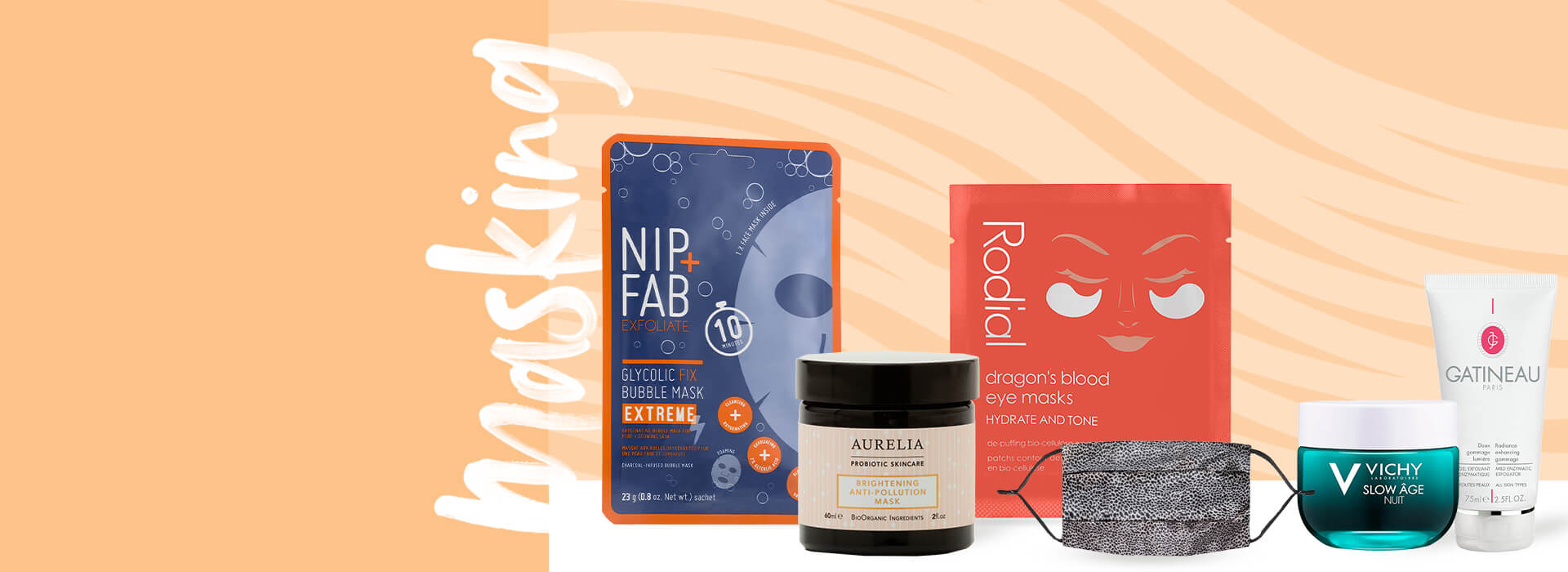 Shop national face mask day