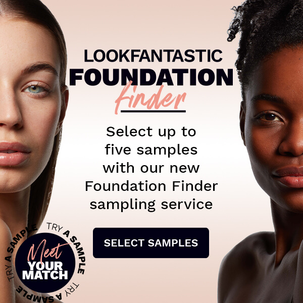 foundation finder - select up to 5 shades