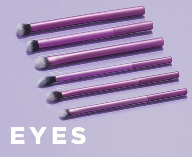 Real Techniques Eye Makeup Brushes