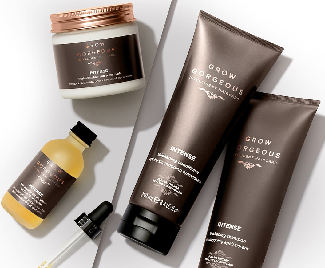 Achieve salon-worthy hair from home with 20% off selected Grow Gorgeous.