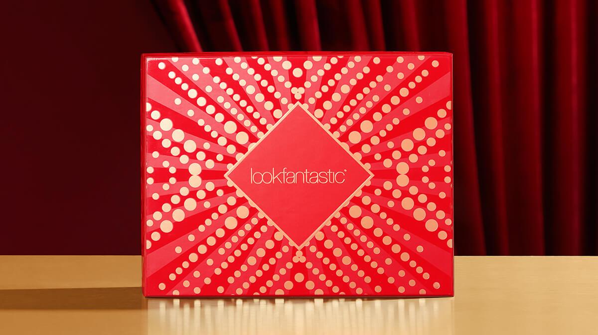 A Sneak Peek at the lookfantastic December Beauty Box