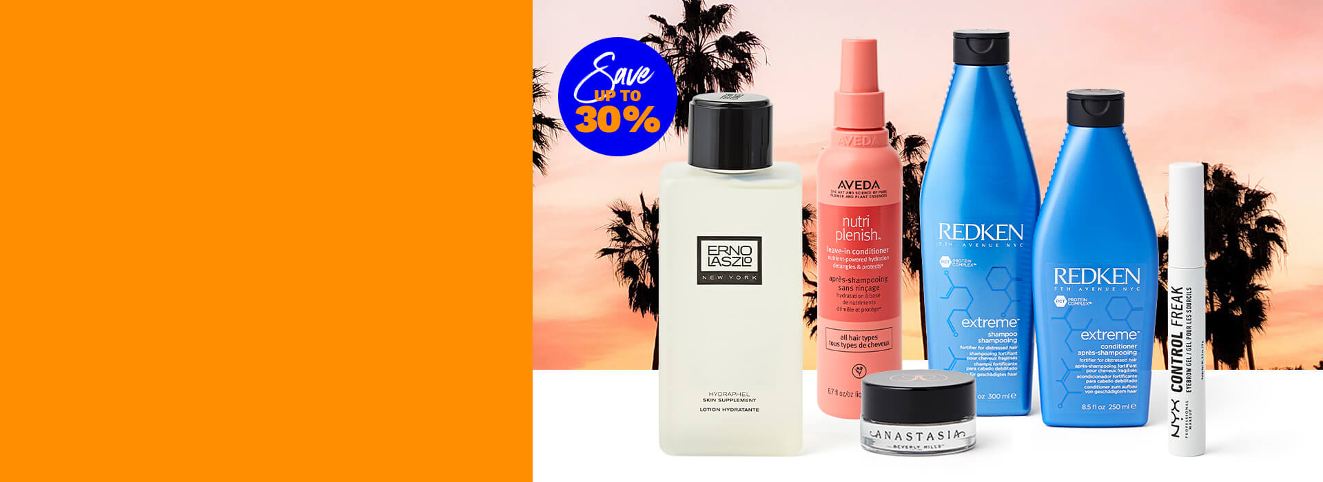 save up to 30% on our favourite beauty products. shop now