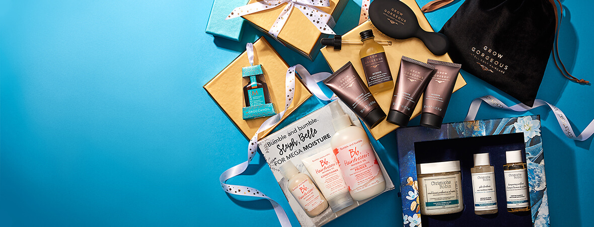 The Ultimate haircare gifts