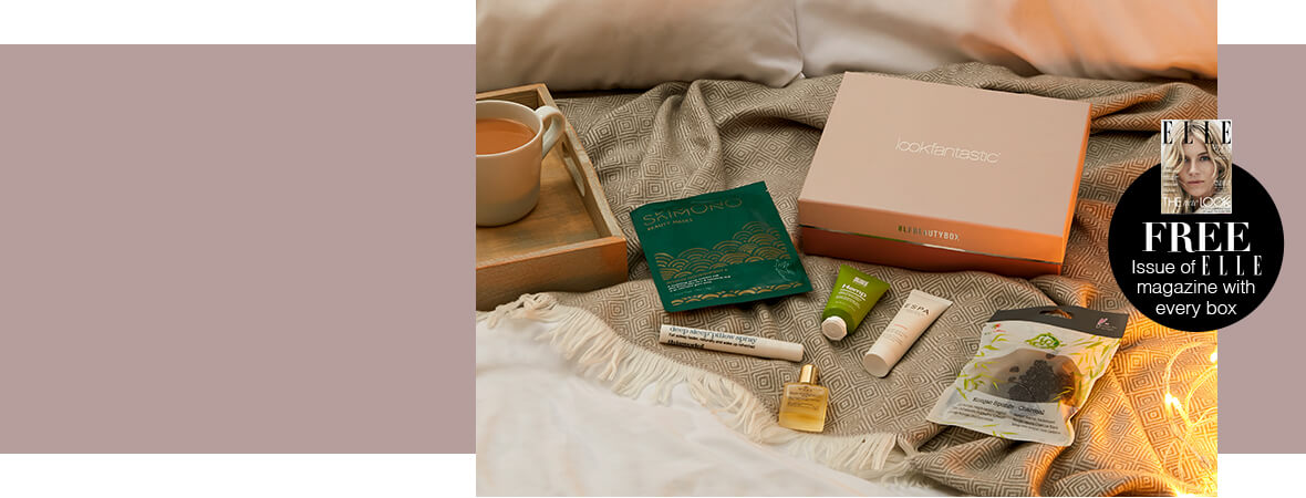 Escape the everyday with our November Hygge Edition Beauty Box. 6 luxurious beauty treats from brands such as This Works, ESPA and Nuxe to help you unwind and relax.