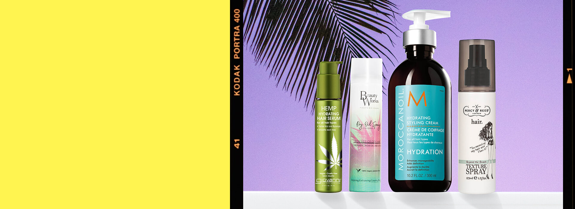 products that give you perfect beach waves. shop now