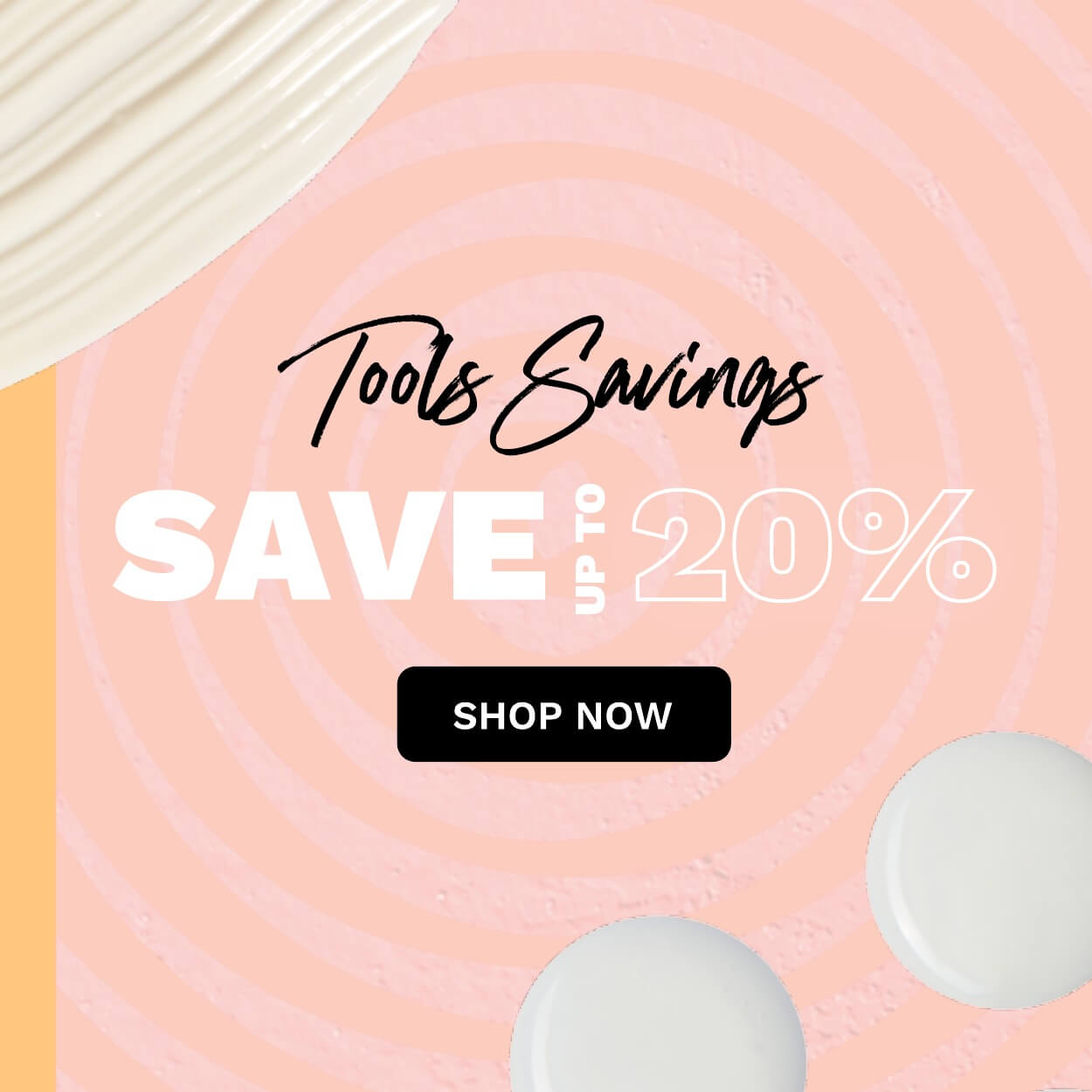 Save up to 25% off tools!