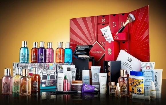 Beauty Box de Molton Brown y Calendario