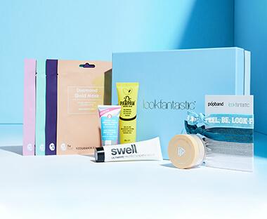 La Beauty Box de lookfantastic de enero