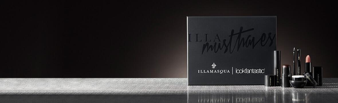 lookfantastic x Illamasqua
