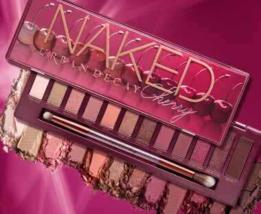 Urban Decay Naked Cherry - Paletti