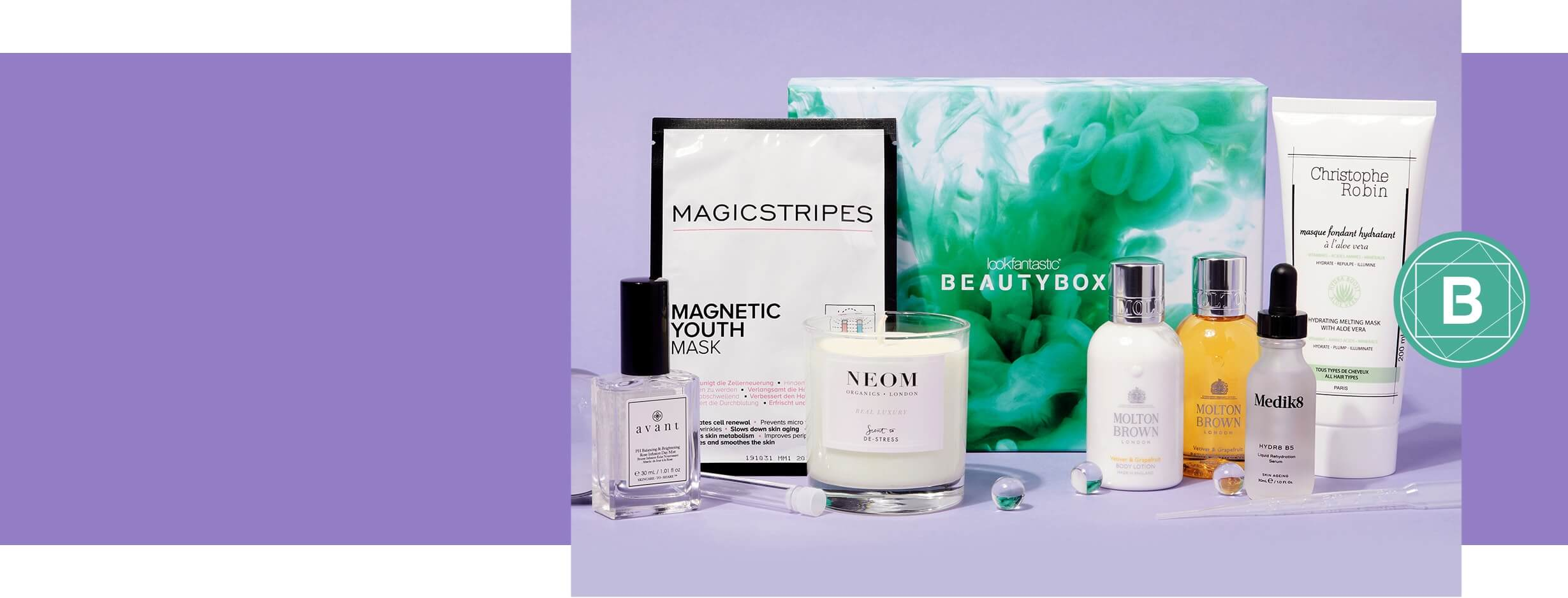 Science of Beauty Box
