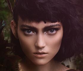 Illamasqua maquillage regard