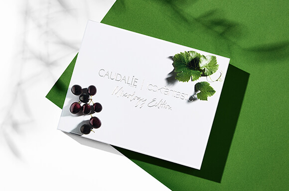 Beauty Box Caudalie Mixology