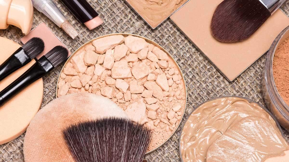 Trouvez le fond de teint idéal pour votre type de peau !