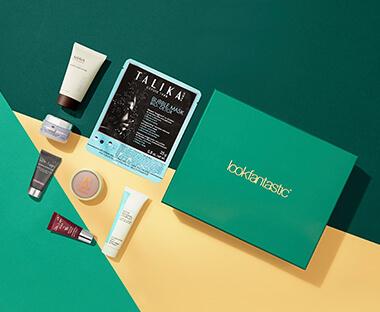 Beauty Box Οκτωβρίου!
