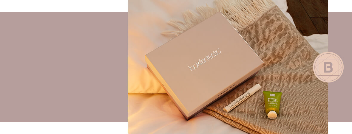 The lookfantastic Beauty Box. This month it's all about self-care with our November Hygge Edition Beauty Box. <br><br>Receive 6 beauty treats to help you escape the everyday, yours from only £13!
