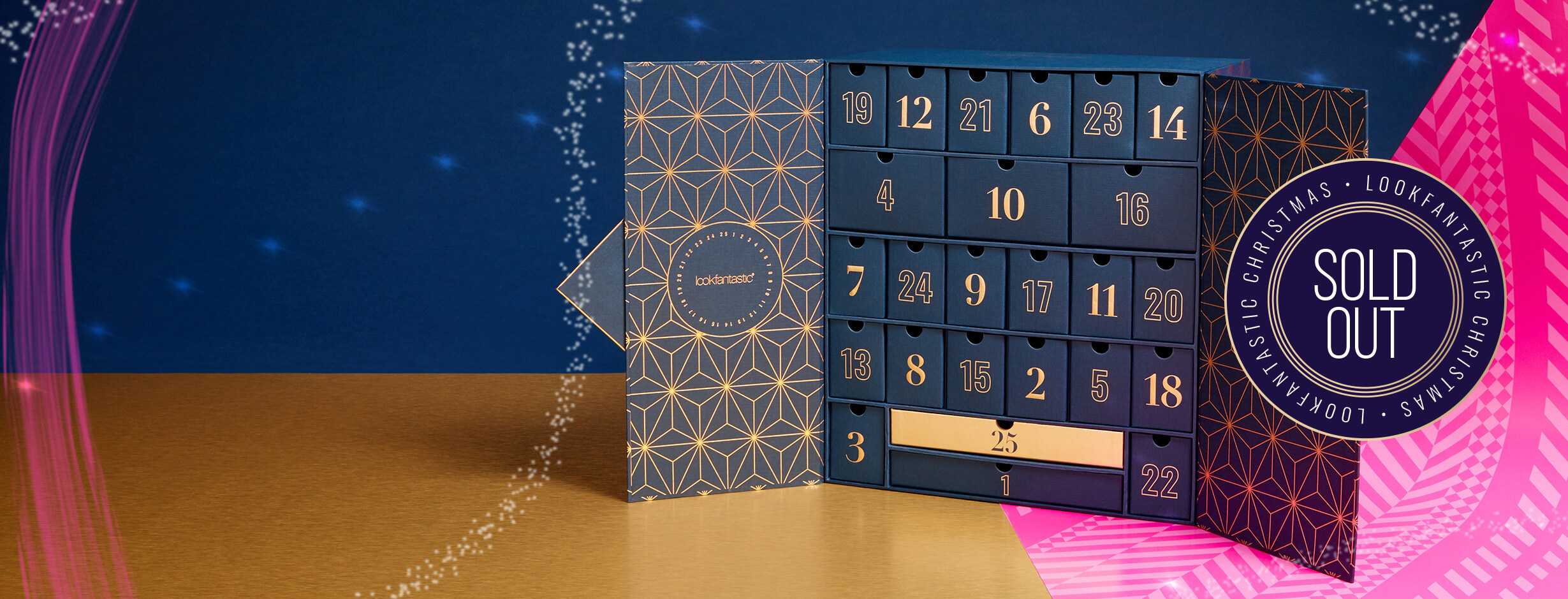 Advent Calendar Sold Out